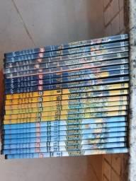 21 Dvds Cavaleiros do Zodíaco Santuário Asgard e Poseidon