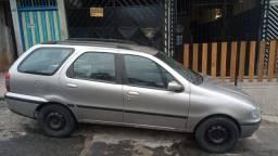 Vendo Fiat Palio Weekend Stile 1.6 mpi 16v 4p Cinza Ano 1999-2000
