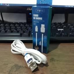 Cabo Inova 2.4A iPhone-USB 1 Metro