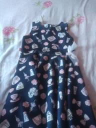 Lindo vestido tamanho 10