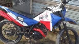 Moto xtz 150.pra trilha