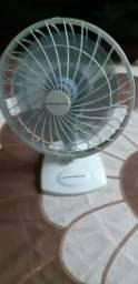 Ventilador e ar condicionado
