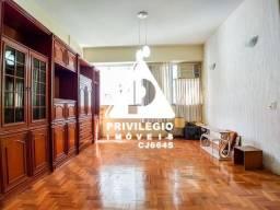 Apartamento à venda, 3 quartos, 1 suíte, 1 vaga, Botafogo - RIO DE JANEIRO/RJ