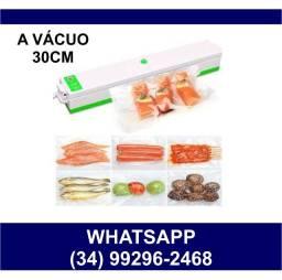 Título do anúncio: Embaladora Seladora A Vácuo 30cm * 220v * Fazemos Entregas