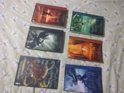 Percy Jackson- Todos livros edição não mais publicada