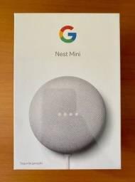 Google Nest Mini - Lacrado
