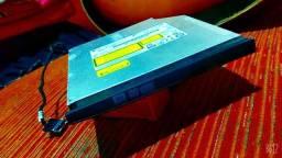 Leitor e gravador de DVD LG