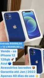 iPhone 12 128gb 50 dias de uso
