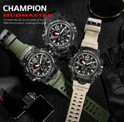 Título do anúncio: Relógio G Shock Smael prova dágua