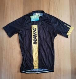 Camisa Bike Infantil - Tamanho GG  10 a 12 anos