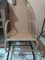 Cadeira de balanço seminova
