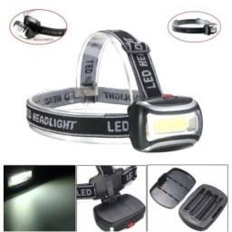 Título do anúncio: Lanterna de Cabeça Headlamp Moto-Bike-Camping