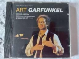 Cd importado Art Garfunkel Across América ao vivo