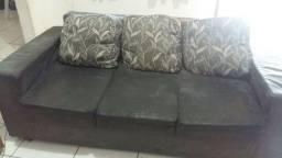 Sofa retratil 2 e 3 lugares