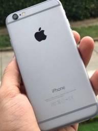 Vendo IPhone 6 64GB  Valor: 600,00