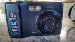 Câmera Digital Samsung S630 - 6 Megapixels
