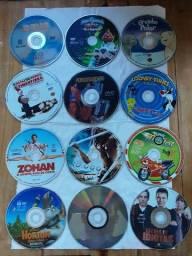 DVDS Filmes originais sem capa - Diversos