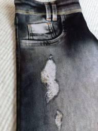 Título do anúncio: Legging imita jeans