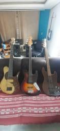 3 bass