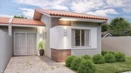 Título do anúncio: Casa para Venda em Ponta Grossa, Jardim Centenário, 2 dormitórios, 1 banheiro, 1 vaga
