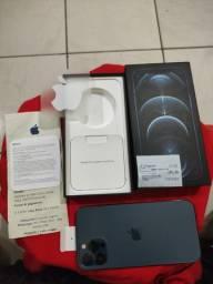 IPhone 12 pro Max 256 GB novo na caixa com garantia