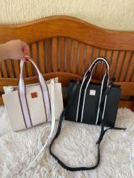 Bolsas Melissa e Louis Vuitton