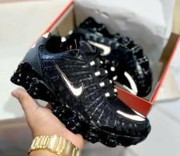Nike shox refletivo