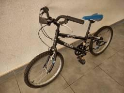 Título do anúncio: Bicicleta Caloi Hot Wheels aro 20 7 marchas