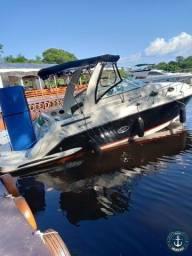 Lancha com tapete flutuante,capacidade 8 passageiros