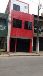 casa 3 pavimentos, 5/4, garagem + ponto comercial, Guamá só 270 mil