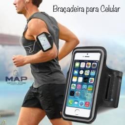 Título do anúncio: Braçadeira Porta Celular