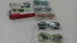 Óculos 3d lg cinema glasses na caixa novo nunca usado