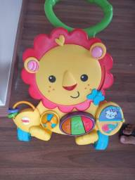 Andador Fisher Price Leão
