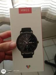 Título do anúncio: Smartwatch HoWear Hw21 + brinde pulseira de aço