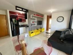 Apartamento de 2 quartos no condomínio Recanto Praças Residenciais - Setor Negrão de Lima