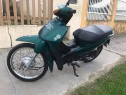 Título do anúncio: Biz 100cc 2003 KS R$3.900 (preço não negociável)