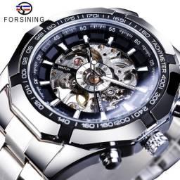 Relógio Forsining 2019 de luxo