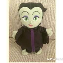VER DISCRIÇÃO  Boneca malévola e pelúcia Malévola Disney