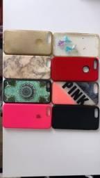 Título do anúncio: capinha iphone 7plus