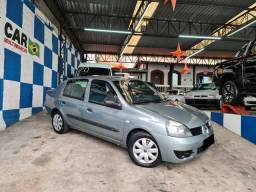 Título do anúncio: Renault Clio Authentique Sedan 1.0 - 2009