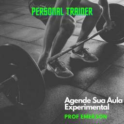 Personal Trainer Presencial/Online