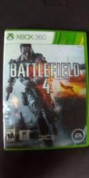 Título do anúncio: Battlefield 4 - Xbox 360