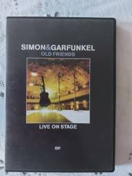 Dvd Simon & Garfunkel Old Friends Live