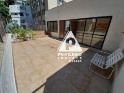 MARAVILHOSA COBERTURA NA LAGOA!! Cobertura duplex em prédio novo, localizado em rua arbori