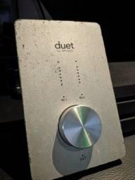Título do anúncio: Apogee Duet Interface de Audio