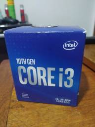 processador Intel i310100f