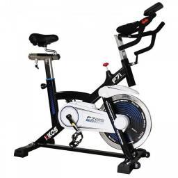 Bike spinning F7 - frete grátis - 7 funções de monitor -