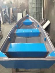 Barco de fibra novo 3m