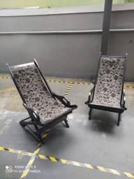 Espreguiçadeira - cadeira de praia