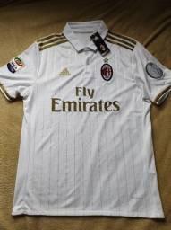 Título do anúncio: Camisa Milan Away 2016/17